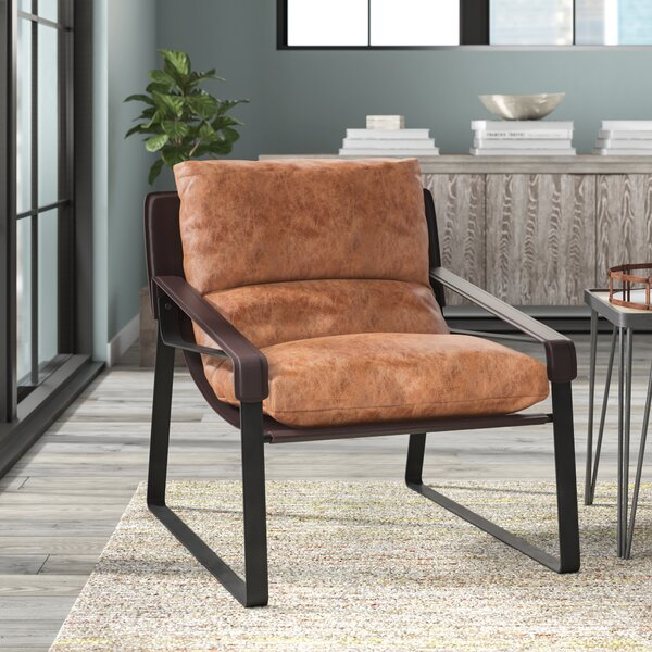 Dareau Lounge Chair by 17 Stories 17 Stories