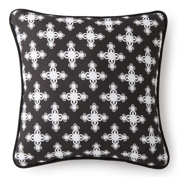 Lyonsdale Cotton Throw Pillow by Darby Home Co