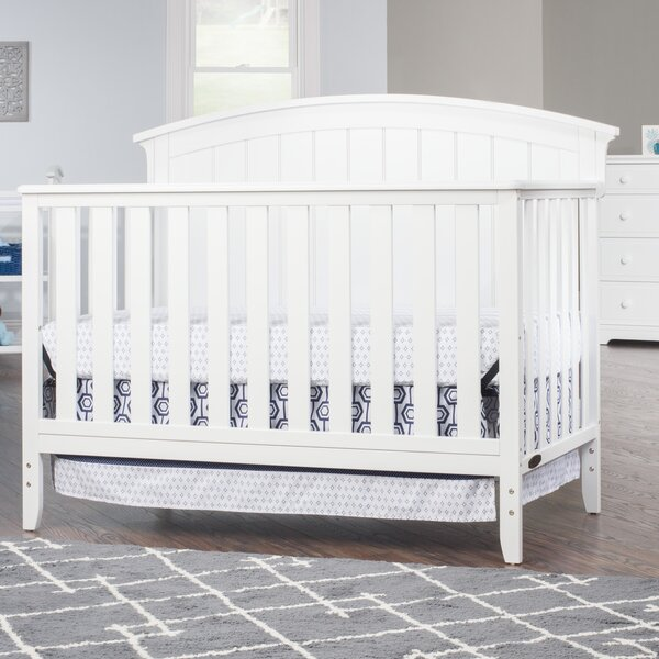 Delaney 4-in-1 Convertible Crib by Child Craft