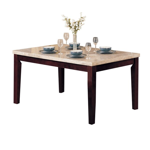 Bendale Dining Table by Red Barrel Studio Red Barrel Studio