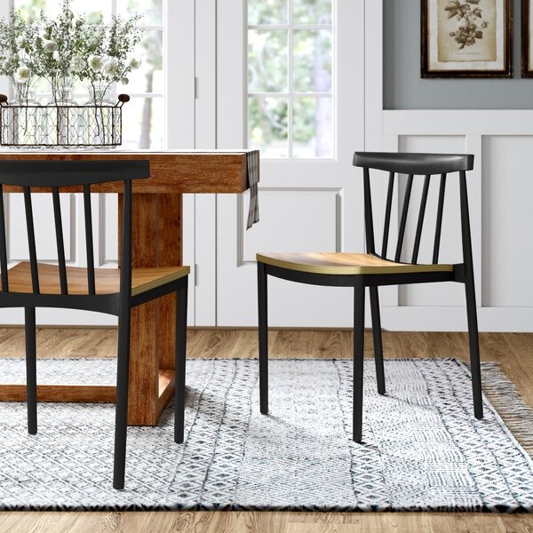 Libertyville Side Chair (Set of 2) by Laurel Foundry Modern Farmhouse