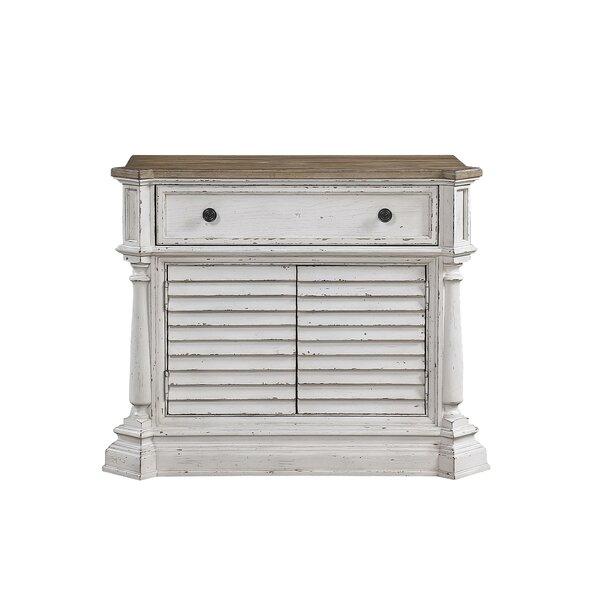 Portalia 2 Door Accent Cabinet