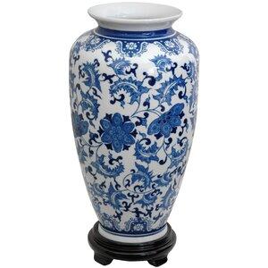 Trumpet Porcelain Tung Chi Vase