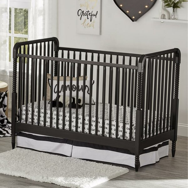 Amery Standard Crib by Harriet Bee