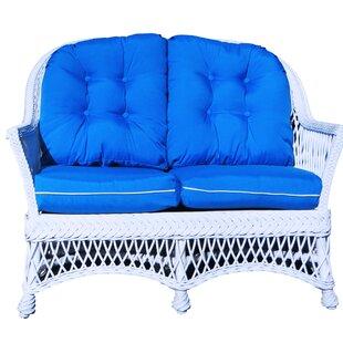 Lilac Love Seat