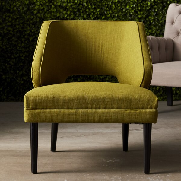 Fern Canyon Cayon Barrel Chair by Langley Street