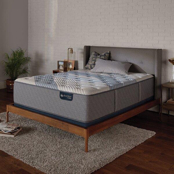 iComfort 1000 14 Medium Hybrid Mattress and Box Spring by Serta