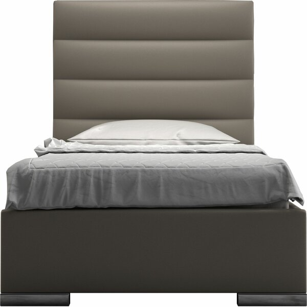 Fleury Upholstered Platform Bed by Wade Logan