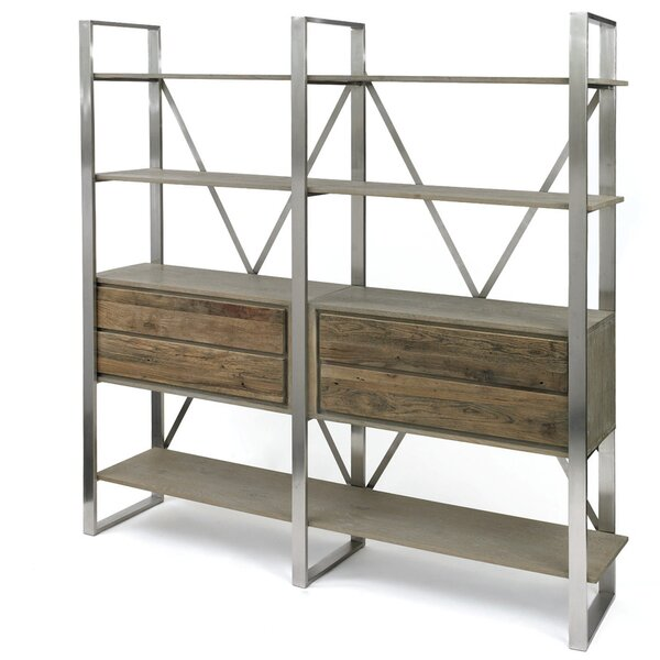Houston Etagere Bookcase by Gracie Oaks