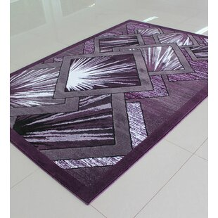Where buy  Purple/Gray Area Rug By Rug Tycoon