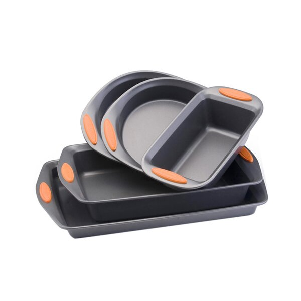 5 Piece Non-Stick Bakeware Set by Rachael Ray