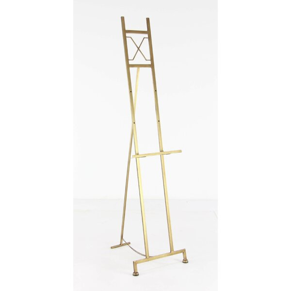 Traditional Adjustable H-Frame Easel by Cole & Grey