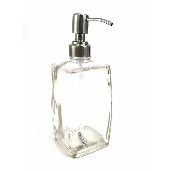 Angelica 16 Oz. Pump Soap Dispenser by Zipcode Design