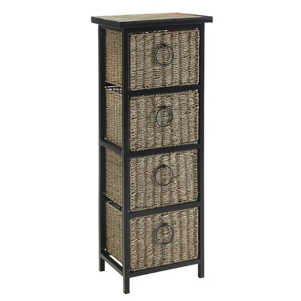 Kiowa 4 Drawer Storage Chest By Laurel Foundry Modern Farmhouse