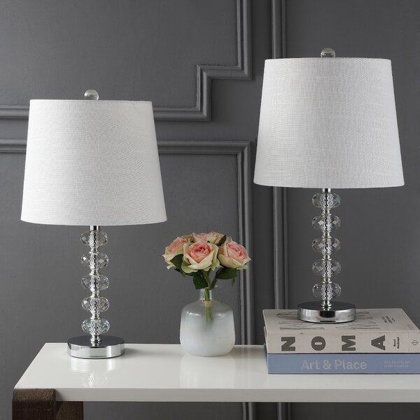 Anni 22 Table Lamp (Set of 2) by House of Hampton