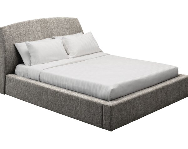 Bohostice Queen Upholstered Platform Bed by Latitude Run