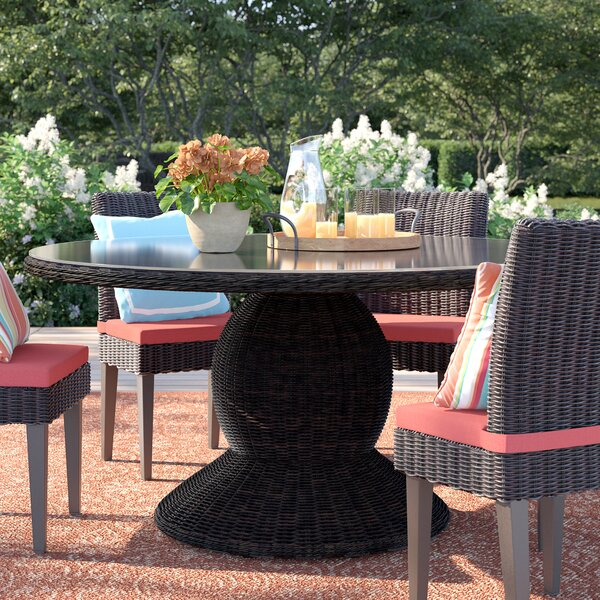 Fairfield Dining Table by Sol 72 Outdoor