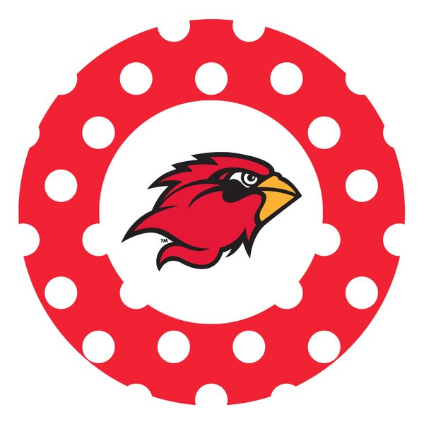 Lamar University Dots Collegiate Coaster (Set of 4) by Thirstystone