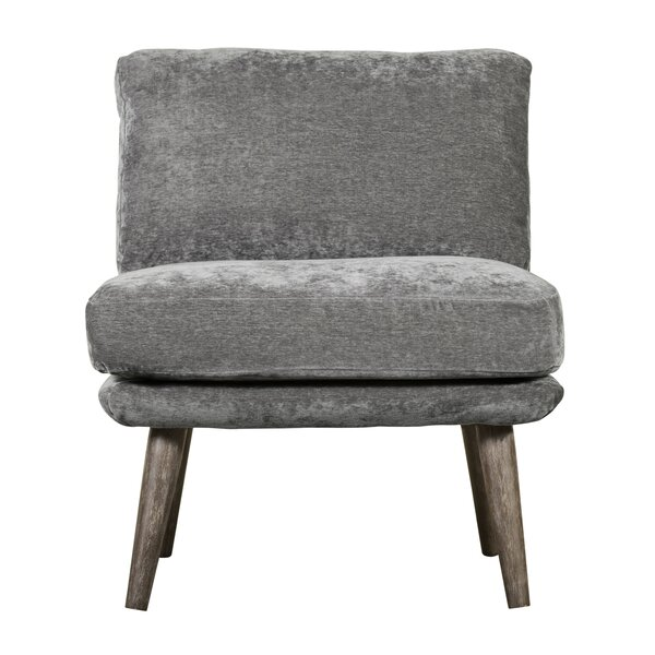 Sophie Slipper Chair by Elle Decor