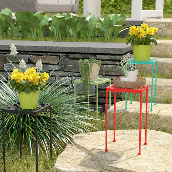 Caldwell Plant Stand (Set of 4) by Latitude Run