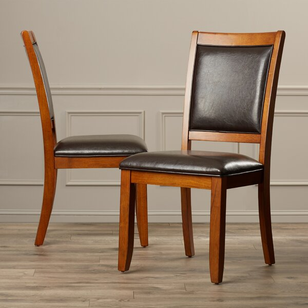 Cardoso Side Chair (Set of 2) by Charlton Home