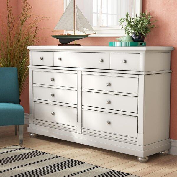 7 Drawer Dresser by Feminine French Country