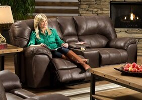 Parr Reclining 83-inch Pillow top Arm Sofa by Chelsea Home Chelsea Home