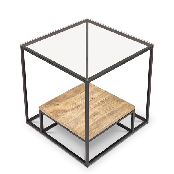 Gean End Table by Union Rustic Union Rustic