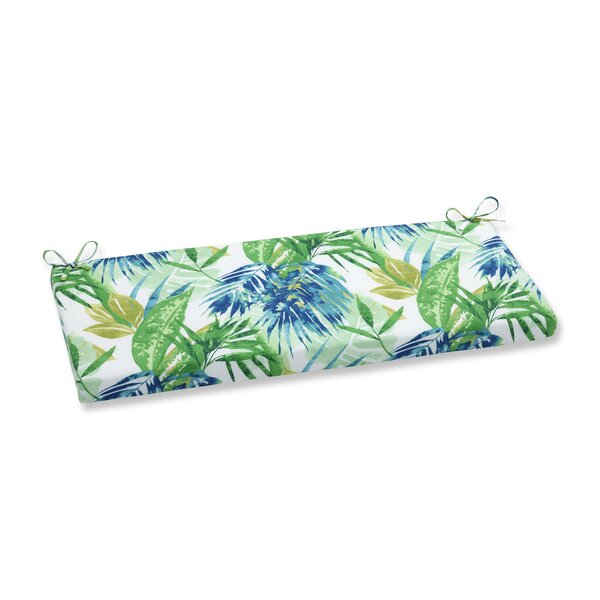 Soleil Indoor/Outdoor Bench Cushion by Pillow Perfect