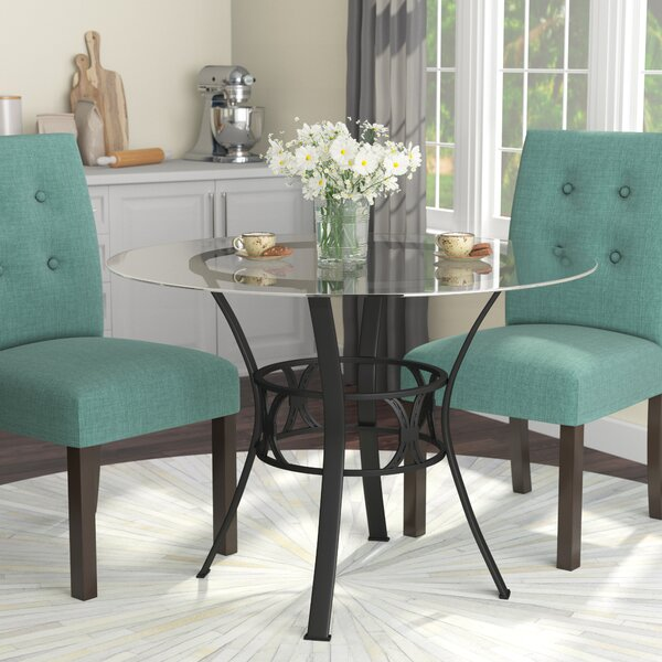 #2 Hardrick Dining Table By Winston Porter Great Reviews