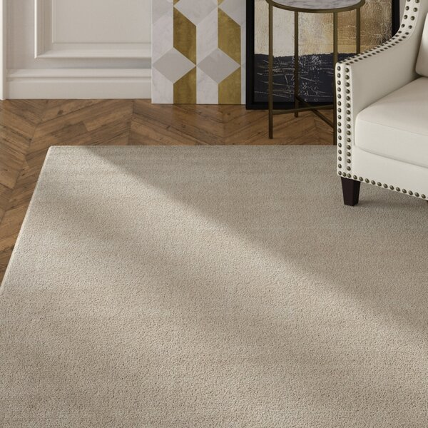 Wald Gray Area Rug by Mercer41