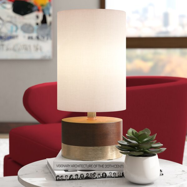 Corrine Vista 15.5 H Table Lamp by Langley Street