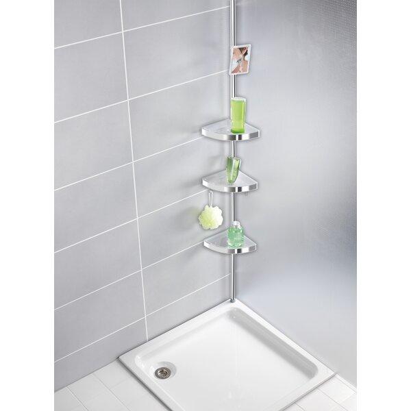 Wenko Freestanding Shower Caddy & Reviews   Wayfair.co.uk