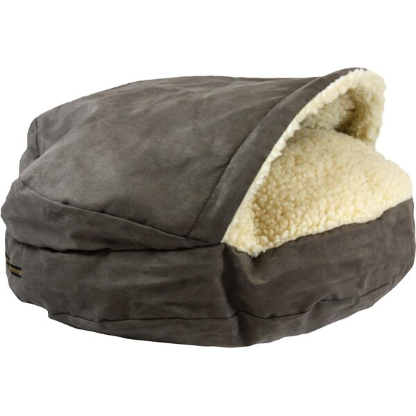 Christal Luxury Hooded Pet Bed by Archie & Oscar