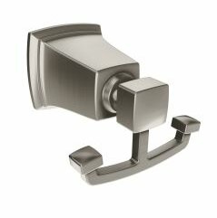 Boardwalk Wall Mounted Robe Hook by Moen