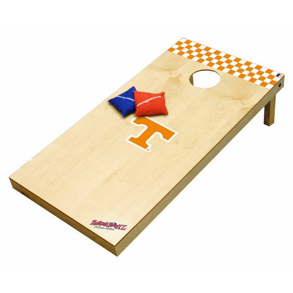 NCAA Extra Large Cornhole Set by Tailgate Toss