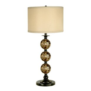 Read Reviews Rudden 31 Table Lamp By World Menagerie