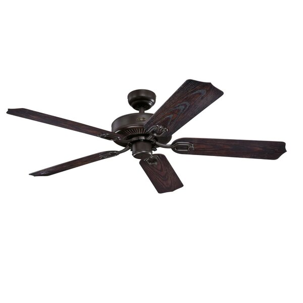52 Gainey 5 Blade Outloor Ceiling Fan by Ebern Designs