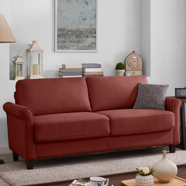 Valuable Quality Halesowen Sofa by Charlton Home by Charlton Home