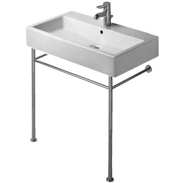 Vero Metal Console by Duravit