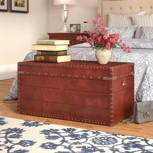 Price comparison Mckittrick Coffee Table Trunk By Three Posts