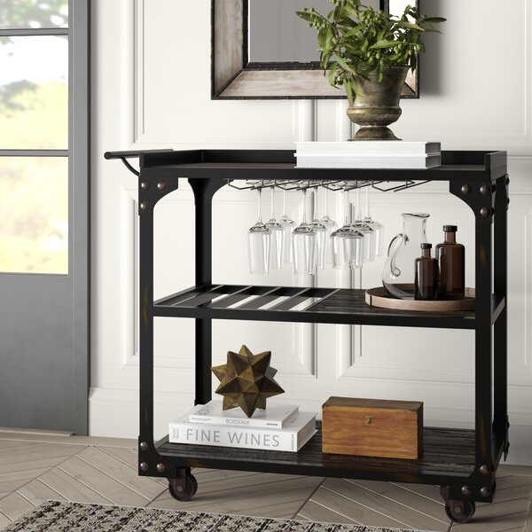 Glastonbury Bar Cart By Greyleigh