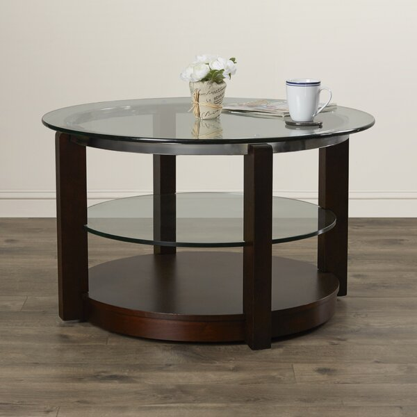 Bolton Coffee Table With Storage By Latitude Run