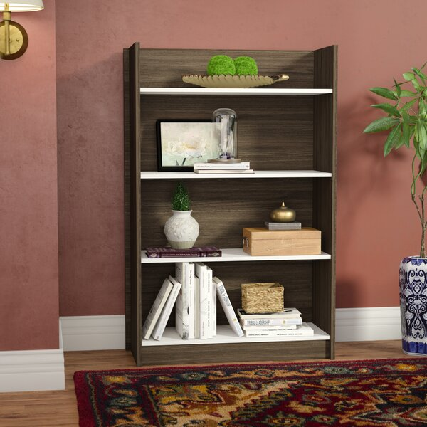 Persephone Standard Bookcase by Ebern Designs