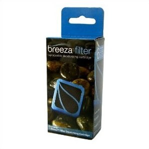 Breeza Deodorizing Replacement Carbon Filter by Brondell