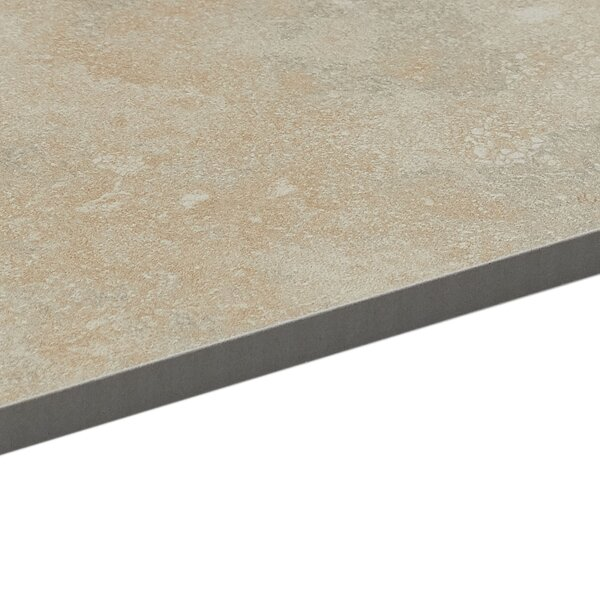 Aguirre 12 x 12 Porcelain Field Tile in Dorato by Itona Tile