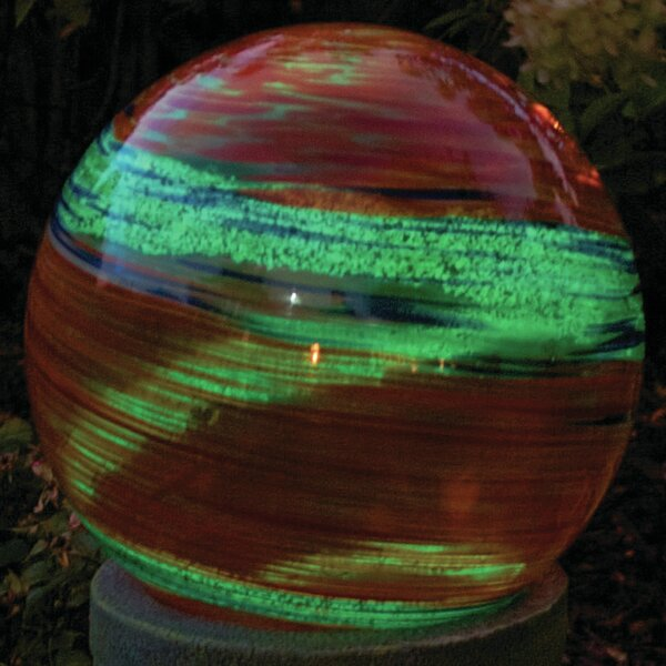 Swirl Illuminarie Gazing Globe by Echo Valley