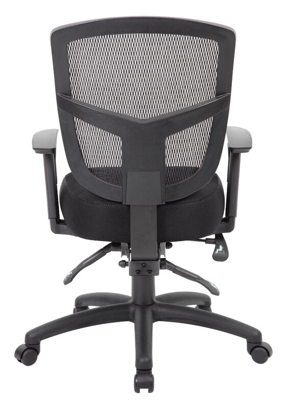 Symple Stuff Mid Back Mesh Desk Chair Amp Reviews Wayfair