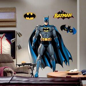 Super Heroes Batman Wall Decal. Super Heroes Batman Wall Decal. By Fathead Part 54