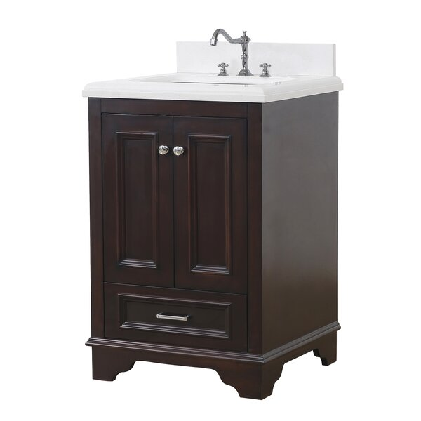 Nantucket 24 Single Bathroom Vanity Set by Kitchen Bath Collection